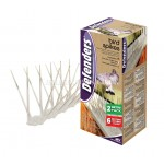STV900 STV Bird Spikes 2 Metre 6-Pack DEFENDERS